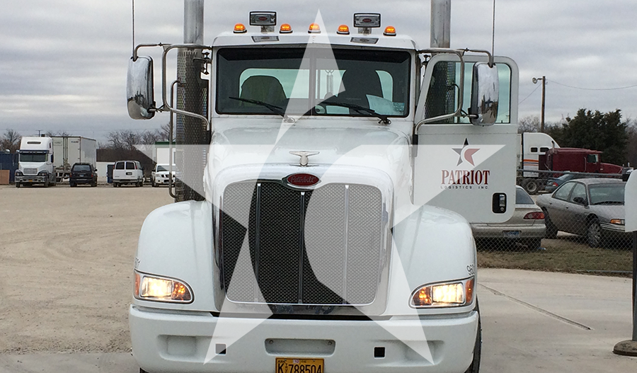 Blue and Grey Intermodal Drayage - Your Own Trucking Company Blue